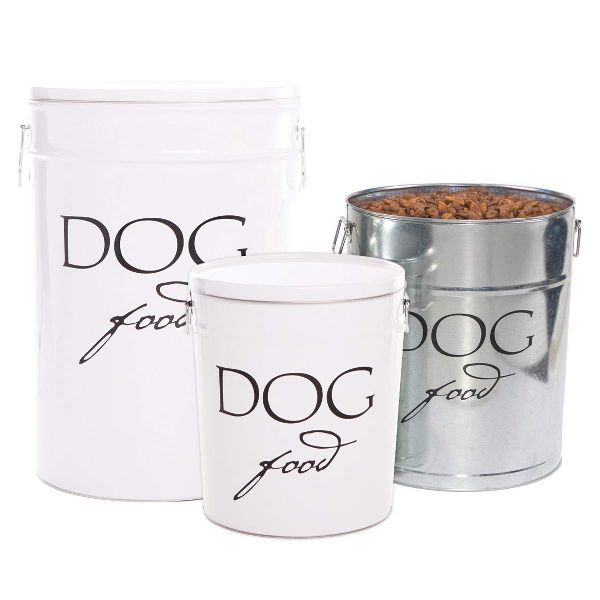 Dog and Cat Food Storages