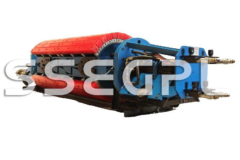 Hydraulic Wedge Mandrel Powered