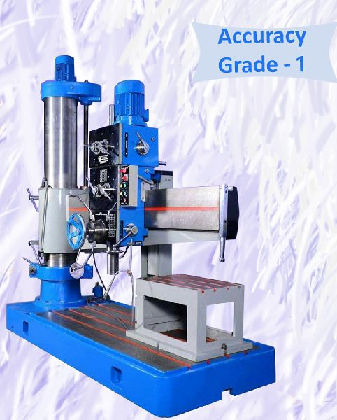 Radial Drilling Machines Manufacturer Supplier in Batala India