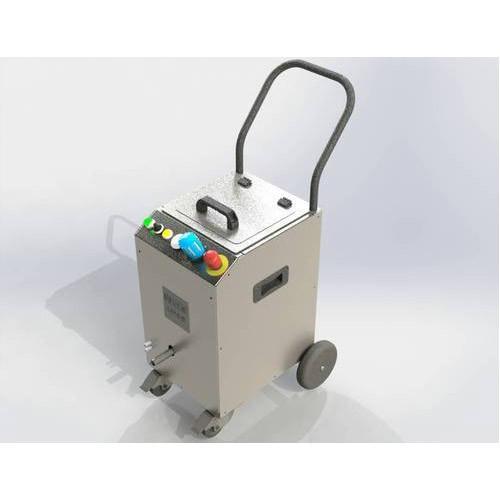 Dry Ice Pellet Blasting Machine