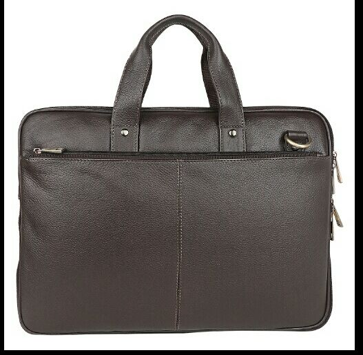NL-106 Leather Laptop Bag 02