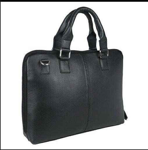 NL-107 Leather Laptop Bag 01