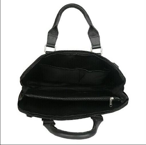 NL-107 Leather Laptop Bag 04