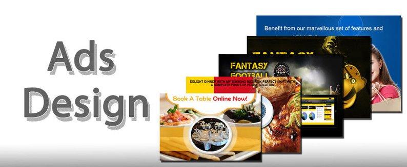 Advertisement Designing Service