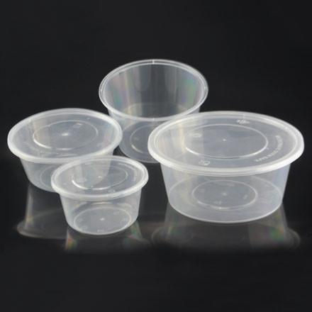 Plastic Food Container 01