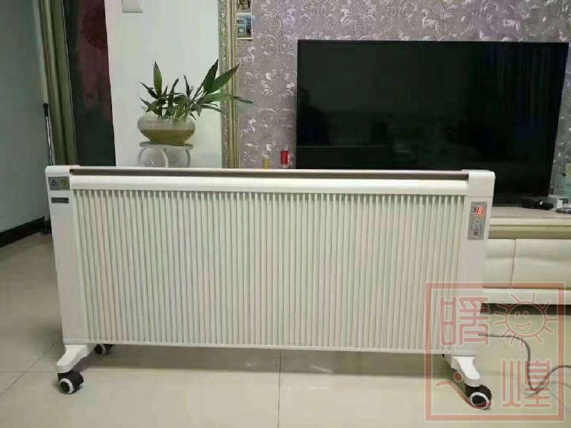 Oil Free Aluminum Electric Radiator Heater