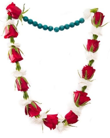 Rose Flower Garland