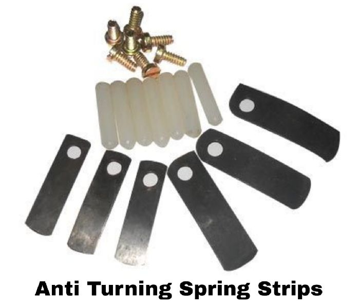 Anti Turning Spring Strips