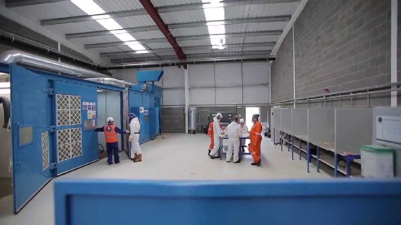 Blasting & Painting Training Services