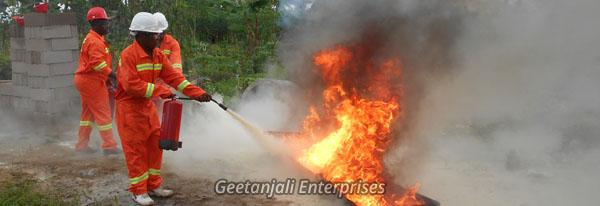 Fire Fighting Training Services