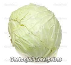 Fresh White Cabbage