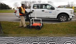 Ground Penetrating Radar (GPR) Services