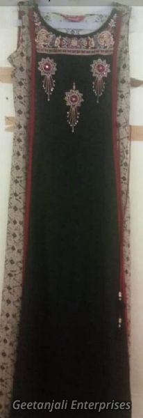 Ladies Maxi Gown