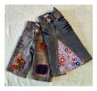 Handmade Embellished Designer Denim