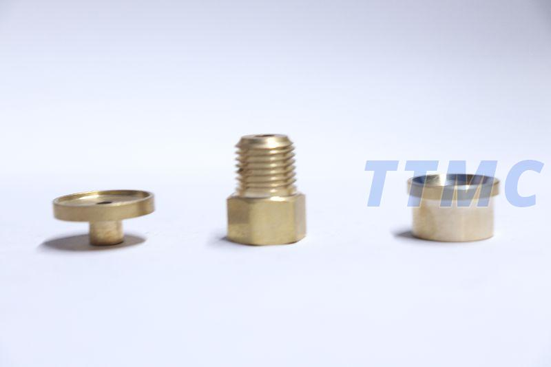 Brass Air Brake Connectors