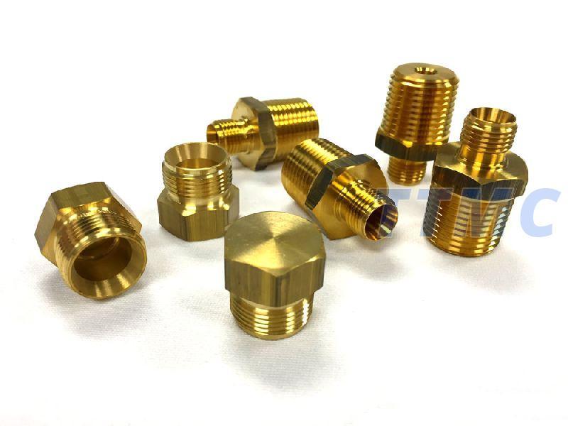 Brass Threaded Reducers