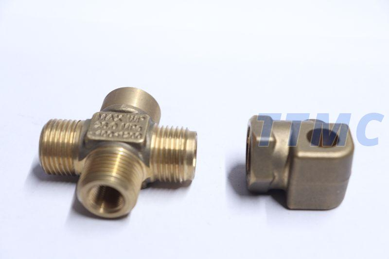 CNG Gas Filling Valves