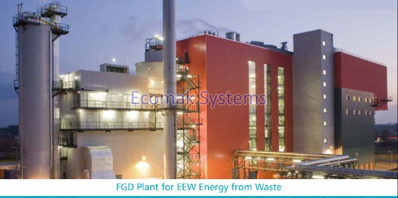 Flue Gas Desulphurisation Plant