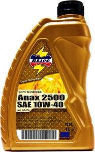 Anax 2500  SAE 10W-40 Engine Oil