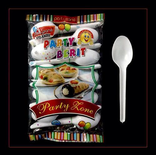 Plastics Spoon