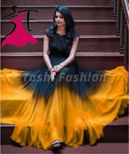 Cotton Designer Gown