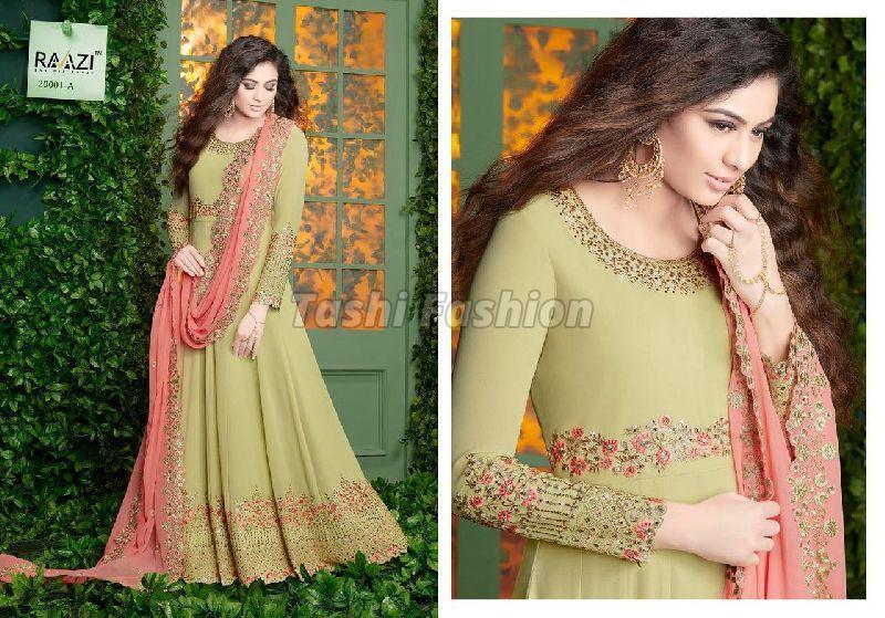 baf8006f153 Ladies Anarkali Suit Manufacturer,Ladies Anarkali Suit Exporter ...