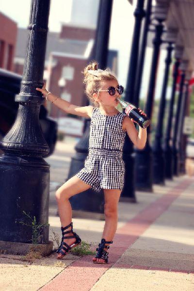 KIds Fashion Romper