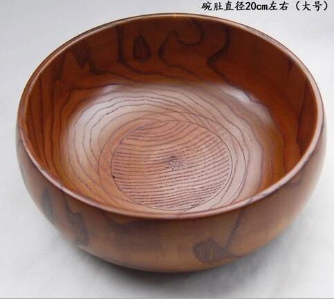 Wooden Bowl 02