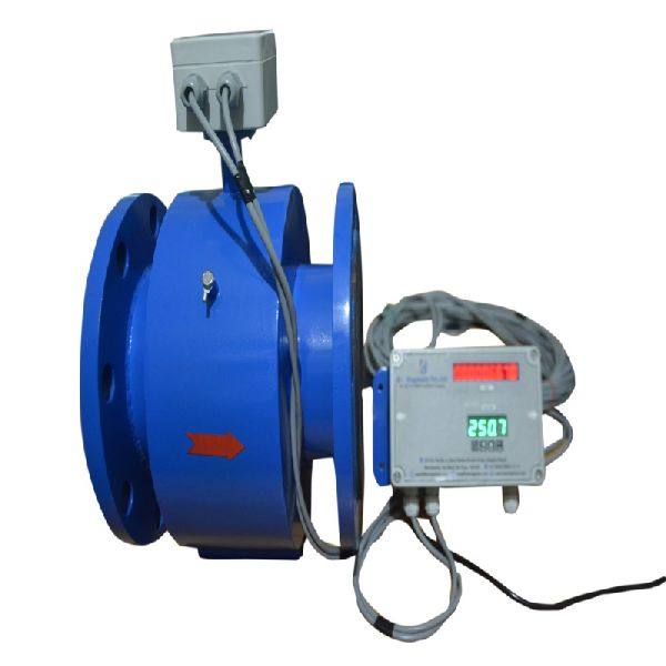 FT 06 Remote Mounting Full Bore Electromagnetic Flow Meter