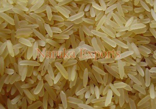 Organic Parboiled Basmati Rice