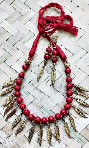 Imitation Necklace 08