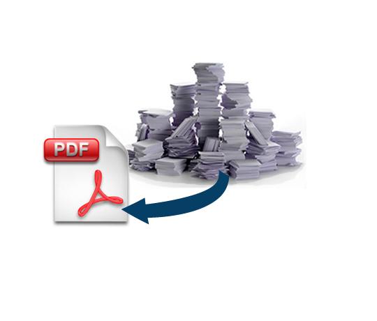 Data Digitization Services