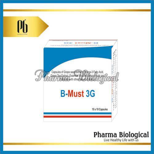 B-MUST 3G Capsule