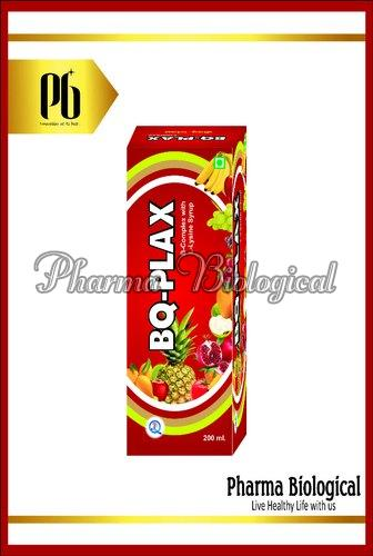 BQ-Plax Syrup