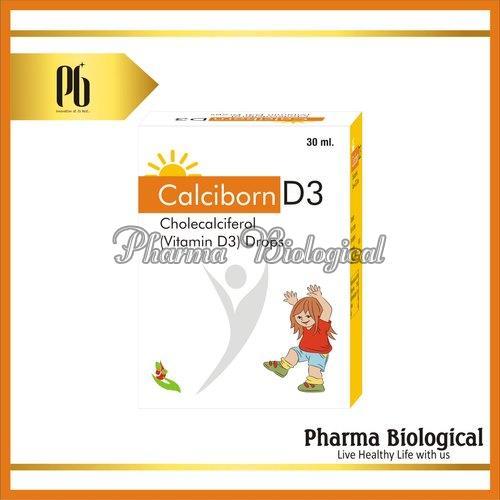 Calciborn D3 Drop
