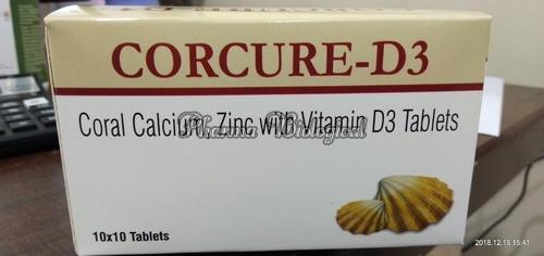 Corcure-D3 Tablet