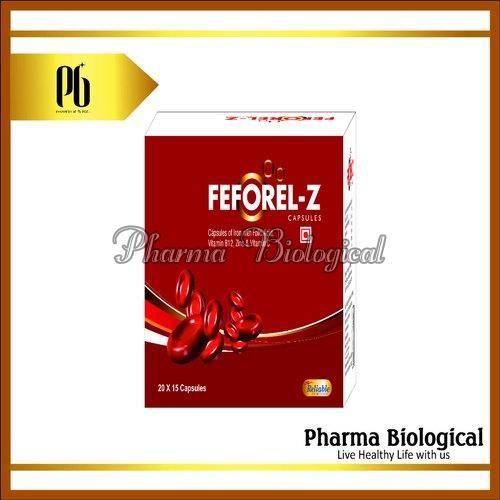 Feforel-Z Capsule