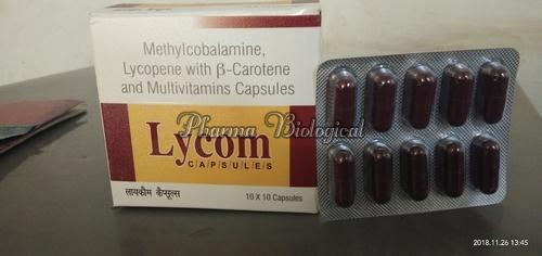 Lycom Capsule