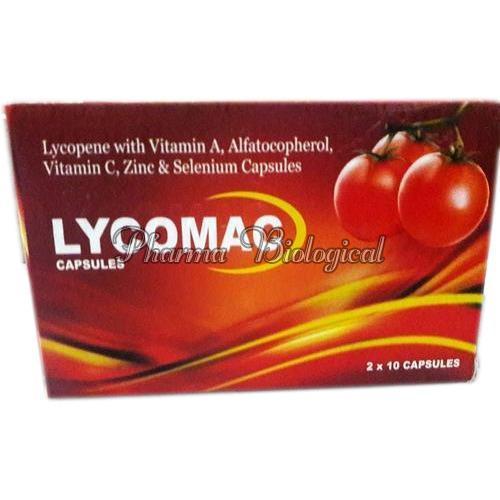 Lycomac Capsule