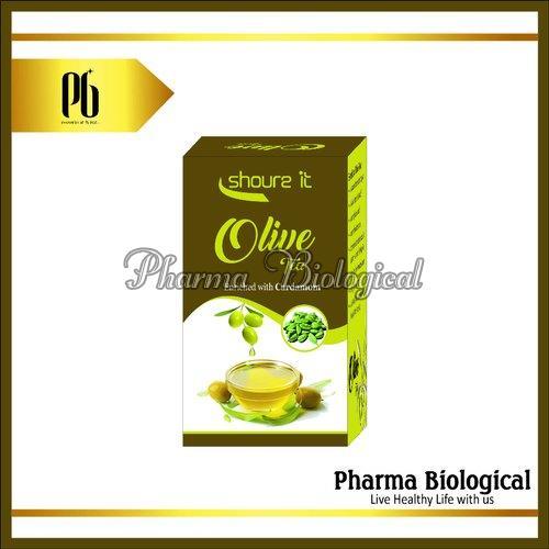 Olive Tea Tablet