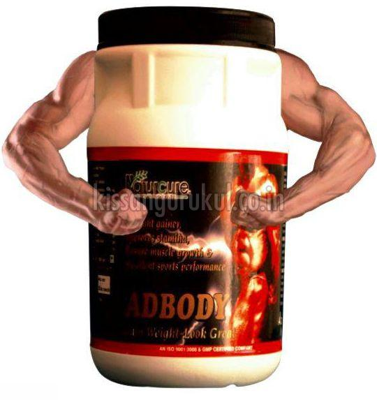 Adbody Powder