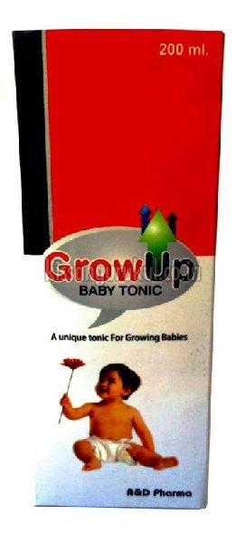 Growup Baby Tonic