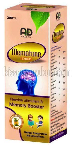 Memotone Syrup