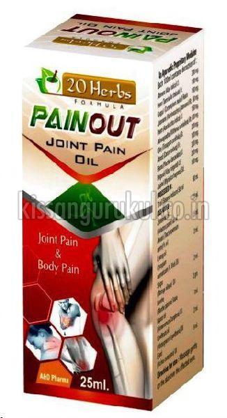 Painout Joint Pain Oil