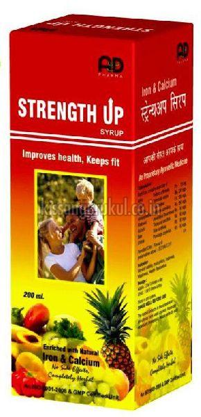 Strength Up Syrup