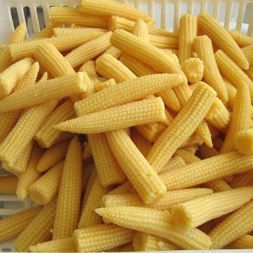 Frozen Baby Corn