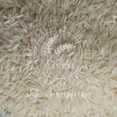Organic PUSA Raw Basmati Rice