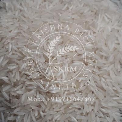 Organic Sharbati Raw Basmati Rice
