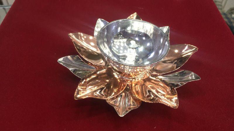 Lotus Shaped Diya Manufacturerlotus Shaped Diya Supplier And