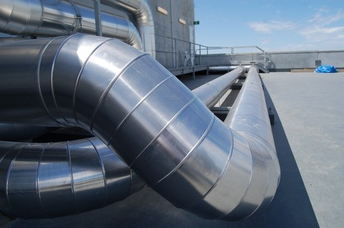 Hot Pipe Insulation Service